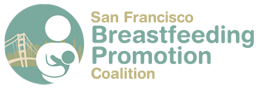 logo of the San Francisco Breastfeeding Promotion Coalition