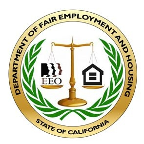 logo of California Department of Fair Employment and Housing