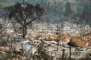 Legal Resources for Workers Affected by the Camp and Woolsey Wildfires