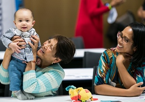 Healthy Mothers Workplace awards honor 64 employers for supporting working parents