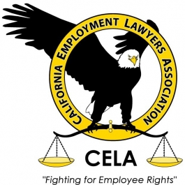 Logo of Californial Employment Lawyers Association