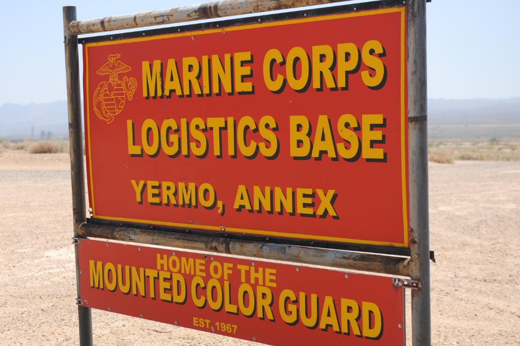 New Mother Sexually Harassed at Mojave Desert Military Base