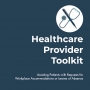healthcare provider toolkit pdf