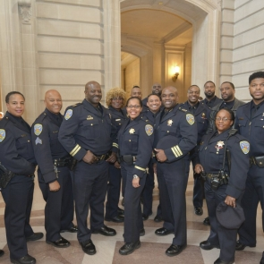image of San Francisco Black Firefighters